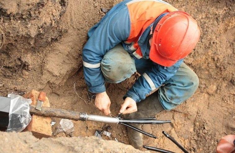 Поиск места обрыва кабеля
