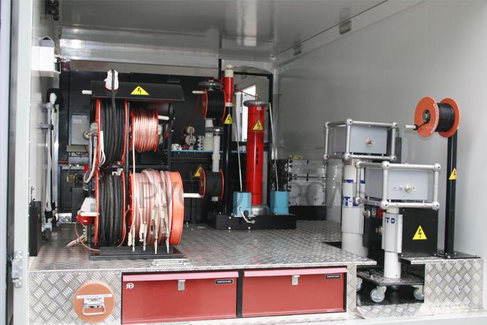 Испытательная электролаборатория