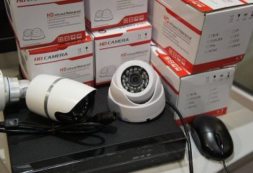 Модернизация систем видеонаблюдения