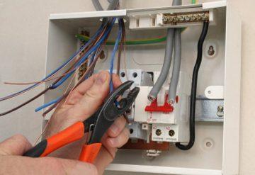 Прокладка и монтаж электропроводки