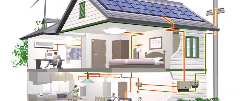 Проект электроснабжения жилого дома