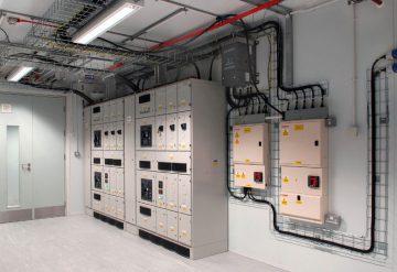 Проектирование электроснабжения