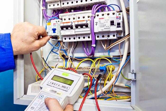 Проверка электрических автоматов