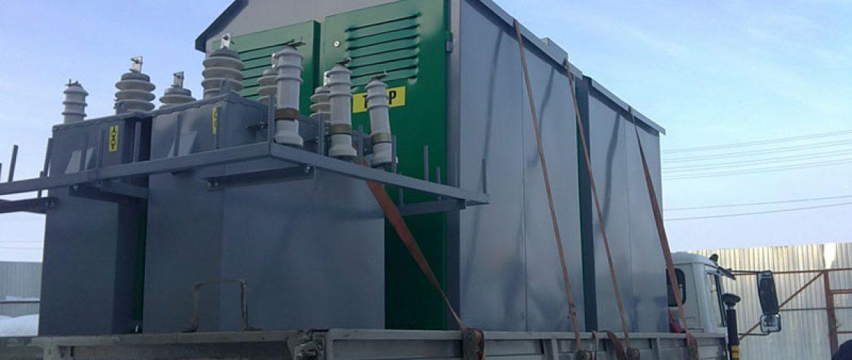 Проектирование и монтаж трансформаторных подстанций