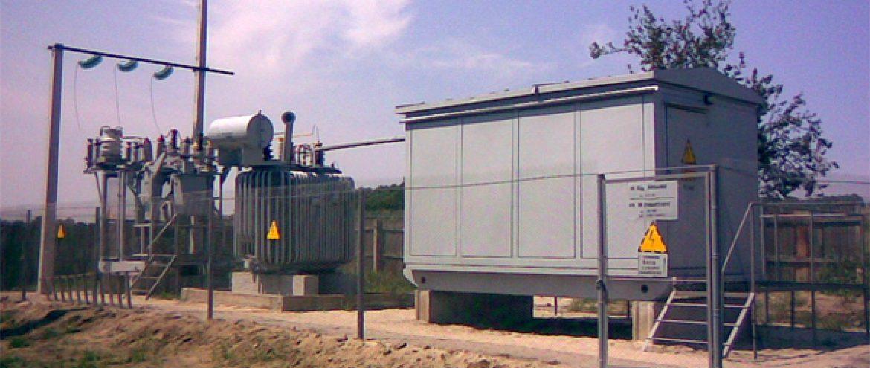 Проект внешнего электроснабжения